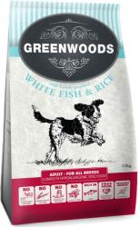 Greenwoods Adult Fish & Rice 2x12kg