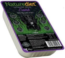 Naturediet Lamb, Vegetables & Rice 18x390g
