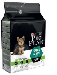 PRO PLAN OptiStart Small & Mini Puppy 3x3kg