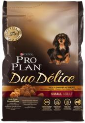 PRO PLAN Duo Délice Small Adult 3x2,5kg