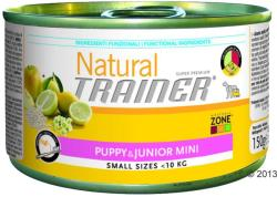 TRAINER Natural Puppy & Junior Medium 6x400g