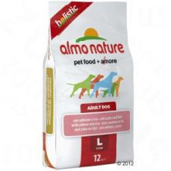Almo Nature Adult Large - Salmon & Rice 12kg