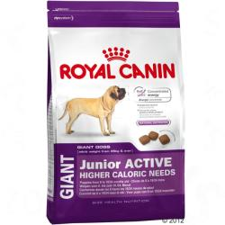 Royal Canin Giant Junior Active 2x15kg