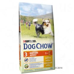 Dog Chow Mature Adult Chicken 2x14kg