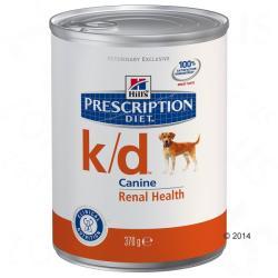 Hill's PD Canine k/d 24x370g