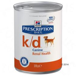 Hill's PD Canine k/d 24x370g