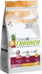 TRAINER Fitness 3 Adult Medium & Maxi Lamb & Rice 12,5kg