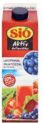 Sió Aktív Antioxidáns gyümölcs-zöldség ital 1L