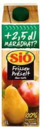 Sió Frissen préselt alma-körte gyümölcslé 1L