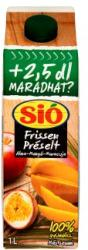 Sió Frissen préselt alma-mangó-maracuja gyümölcslé 1L