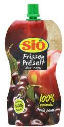 Sió Frissen préselt alma-meggy gyümölcslé 0,2L
