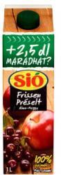 Sió Frissen préselt alma-meggy gyümölcslé 1L