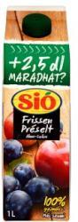 Sió Frissen préselt alma-szilva gyümölcslé 1L