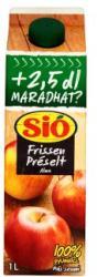 Sió Frissen préselt almalé 1L