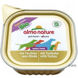 Almo Nature Bio Daily Menu - Turkey 6x100g
