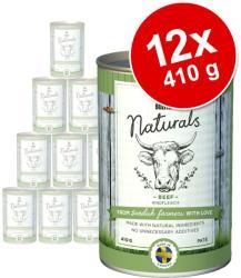 Bozita Naturals - Beef 12x410g