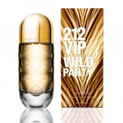 Carolina Herrera 212 VIP Wild Party EDT 80ml Tester