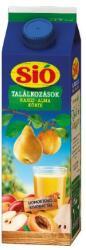 Sió Rostos kajszibarack-alma-körte gyümölcsital 1L