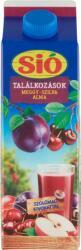 Sió Rostos meggy-szilva-alma gyümölcsital homoktövissel 1L