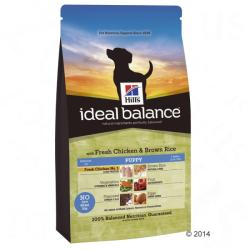 Hill's Ideal Balance Puppy - Chicken & Rice 2x12kg