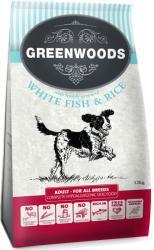 Greenwoods Adult Fish & Rice 12kg