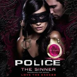 Police The Sinner Love the Excess Woman EDT 100ml Tester