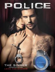 Police The Sinner Love the Excess Man EDT 30ml
