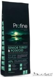 Profine Senior Turkey & Potato 15kg