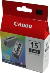 Canon BCI-15BK Black 8190A002