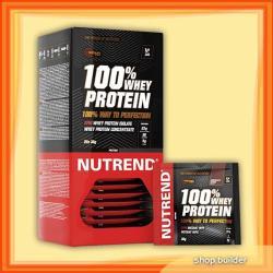 Nutrend 100% Whey Protein - 20x30g