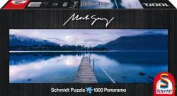 Schmidt Spiele Panoráma puzzle - Wakatipu tó, Új-Zéland 1000 db-os (59291)