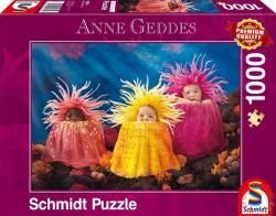 Schmidt Spiele Anne Geddes: Kleine Meeresschatze 1000 db-os (59361)
