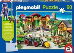 Schmidt Spiele Playmobil: A farmon 60 db-os (56040)