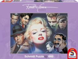 Schmidt Spiele Renato Casaro: Marilyn Monroe and Friends 1000 db-os (57550)