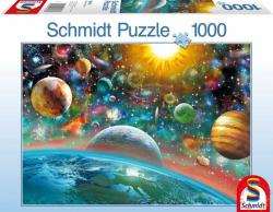 Schmidt Spiele Outer Space 1000 db-os (58176)