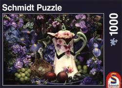 Schmidt Spiele Lush blossom 1000 db-os (58180)