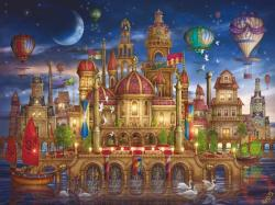 Schmidt Spiele Ciro Marchetti: Moated Castle 2000 db-os (59305)