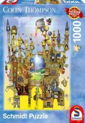 Schmidt Spiele Colin Thompson: Luftschloss 1000 db-os (59354)