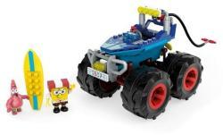 Mattel Spongebob Minster Rally Boat - Set de joaca (DKT71)