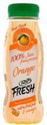 RIO Fresh 100%-os narancslé 0,2L