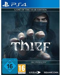 Square Enix Thief [Game of the Year Edition] (PS4)