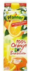 Pfanner 100%-os direkt préselt narancslé 2L