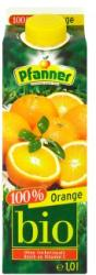 Pfanner Bio 100%-os narancslé 1L