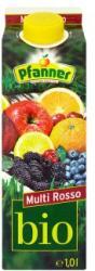 Pfanner Bio Multi Rosso gyümölcsital 1L