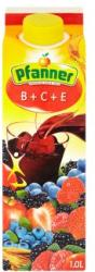 Pfanner B+C+E erdei gyümölcsital 1L