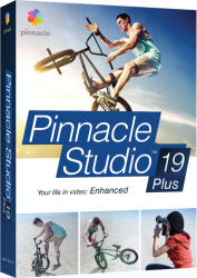 Pinnacle Studio 19 Plus PNST19PLMLEU