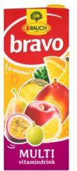 Rauch Bravo multivitamin gyümölcsital 1,5L