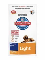 Hill's SP Mature Adult 7+ Light Active Longevity Chicken 12kg