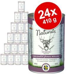 Bozita Naturals - Beef 24x410g