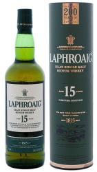 LAPHROAIG 15 Years Whiskey 0,7L 43%